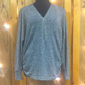 Sparkle Dolman Sleeve Tunic